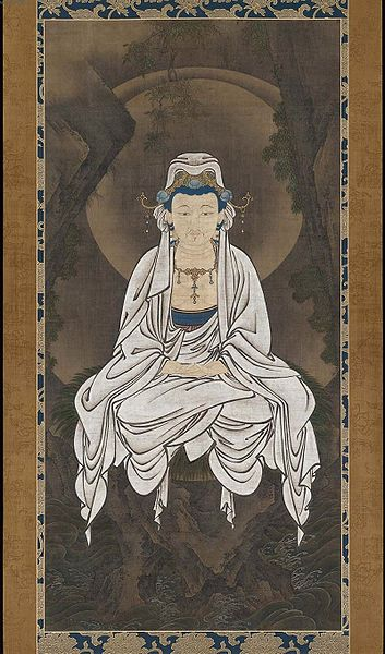 353px-Kano_White-robed_Kannon%2C_Bodhisattva_of_Compassion.jpg